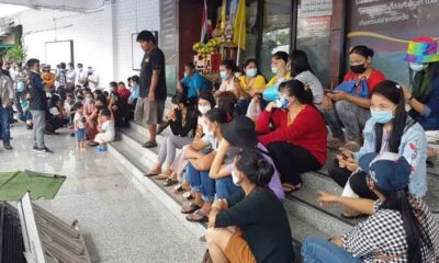 300 Migrant Workers Duped Out of Bt7Million by Fraudulent Visa Service
