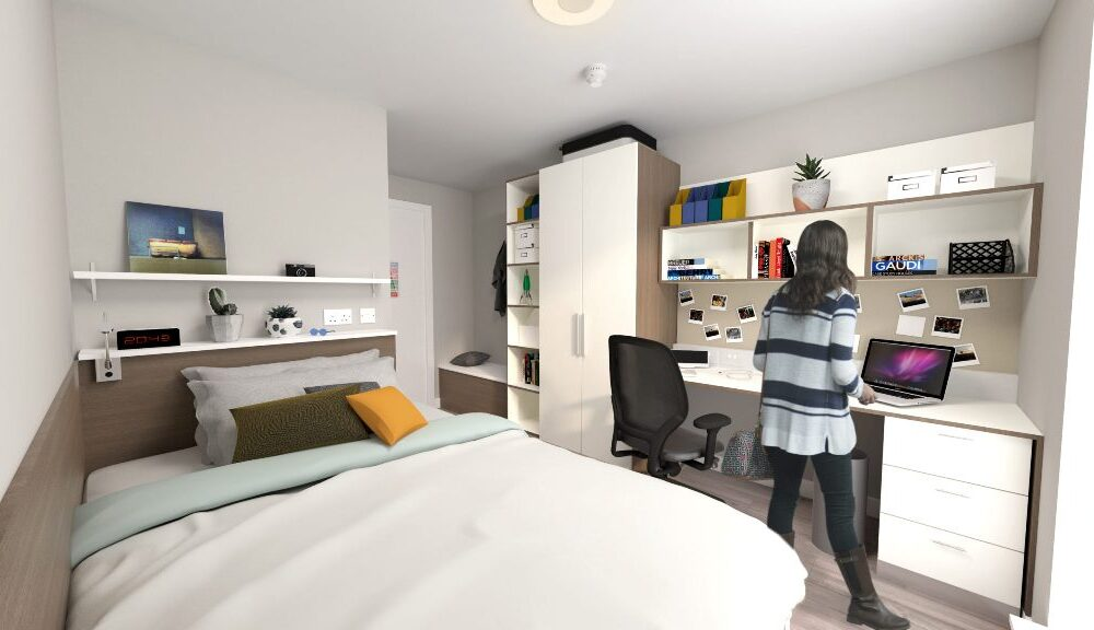 Get Top Class Student Rooms In Exeter