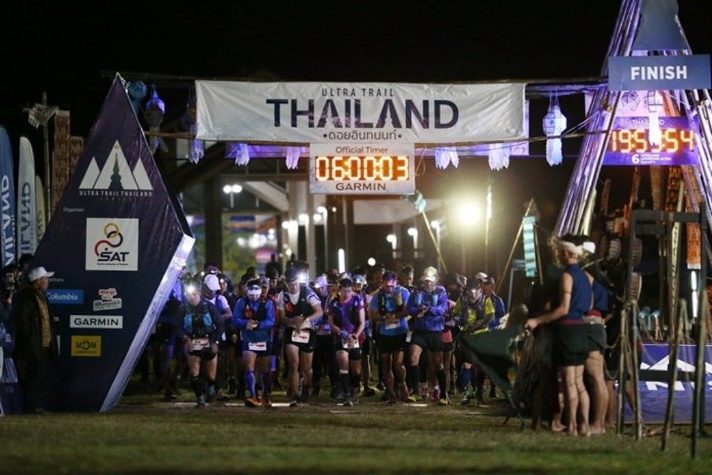 Cool running's at Chiang Mai's Doi Inthanon