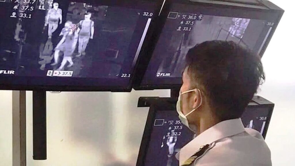 COVID-19 Turning Thailand and Asia into Global Surveillance Hotspots