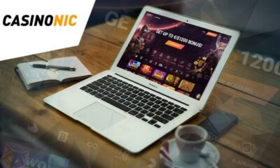 Casinonic Casino Rated One of Best New Licensed Game Sites