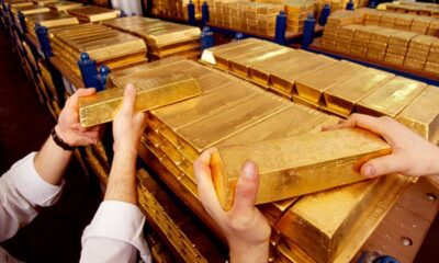 Central Banks Around the World Selling Off Gold Bullion to Pandemic
