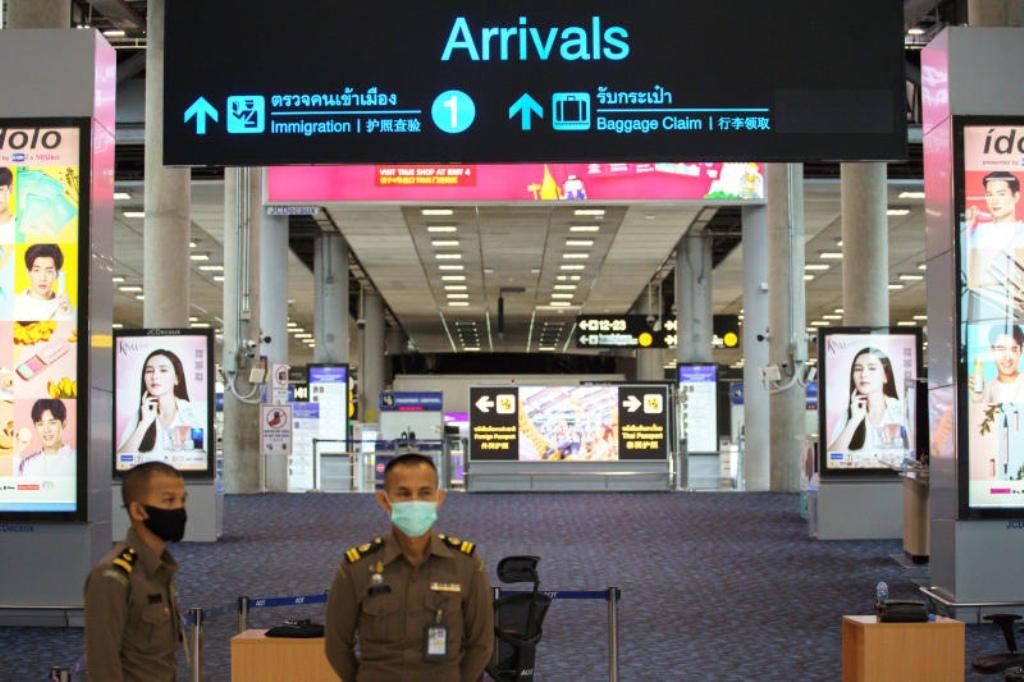 Special Tourist Visa, Thailand Covid-19
