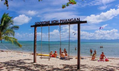 Island of Koh Phangan Voted 'Third Best' Island in Asia