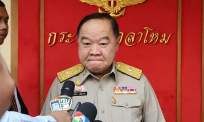 Thailand, Defence Minister, protesters, social media, Thailand, Bangkok