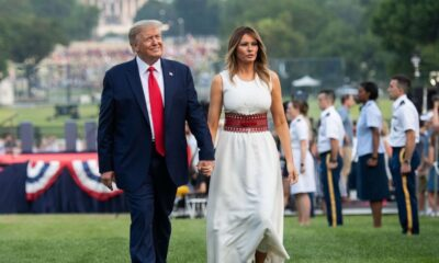President Donald Trump and First Lady Test Positive for Covid-19