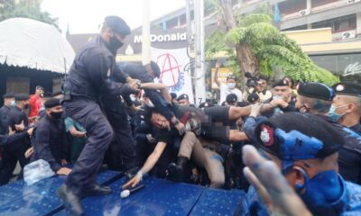 Pro-Democracy Demonstrators Arrested Ahead of Rally in Bangkok
