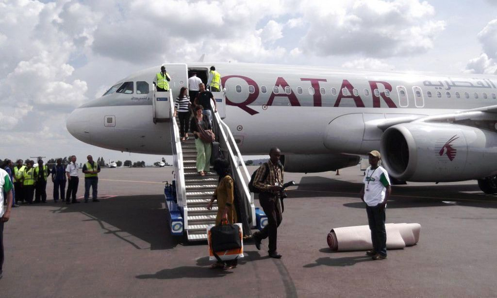 Qatar Airport Authorities Subject Australian Women to Vaginal Exams