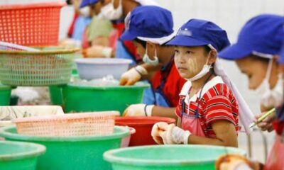 School , Migrant Children, Thailand, Seafood Industry