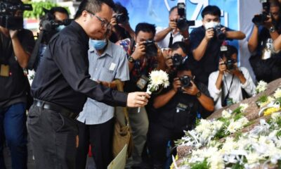 Thai Protest Leaders Commemorate Anniversary of Student Massacre at Thammasat University
