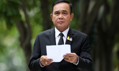 Thailand Prime Minister Refuses to Step Down Despite Protests