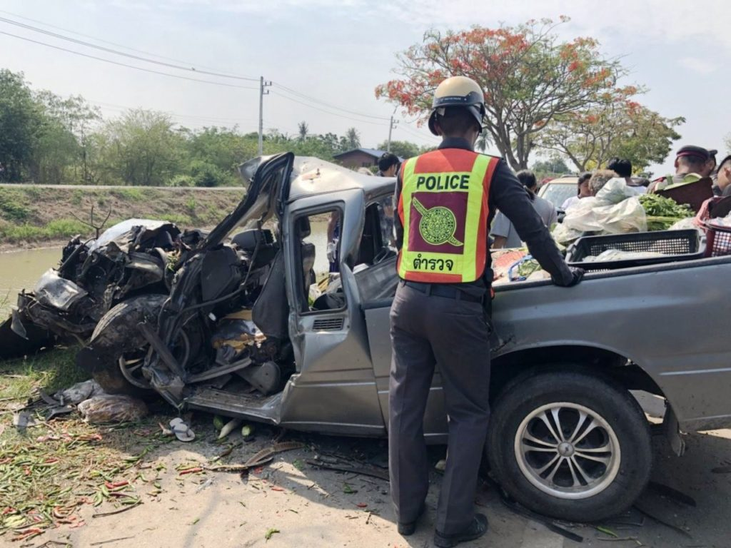 Thailand to Reduce the Number of Vehicles on the Road with No Insurance