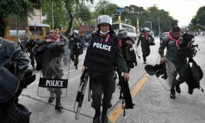 Thailand's Prime Minister Ends Emergency Decree in Bangkok