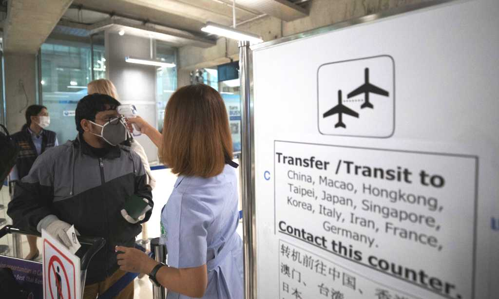 Reopening of Thailand Reliant on the First Batch of STV Tourists