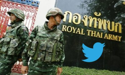 Twitter Bans Hundreds of Propaganda Accounts Linked to Thai Army group