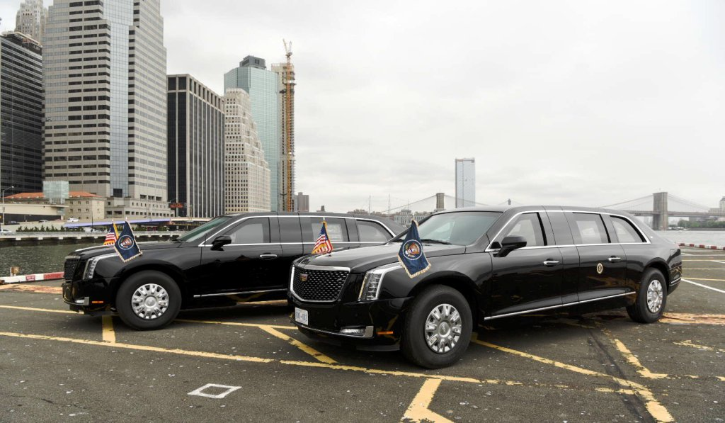View the Luxurious Armoured Cars World Leaders Ride in