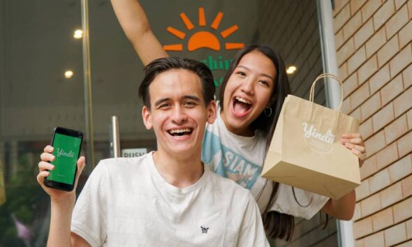 Yindii Launches Thailand's First Anti-Food-Waste Startup