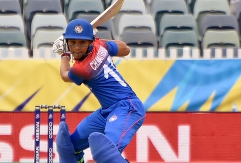 Nattakan Chantam to Be First Thai Women in T20 Cricket Challenge