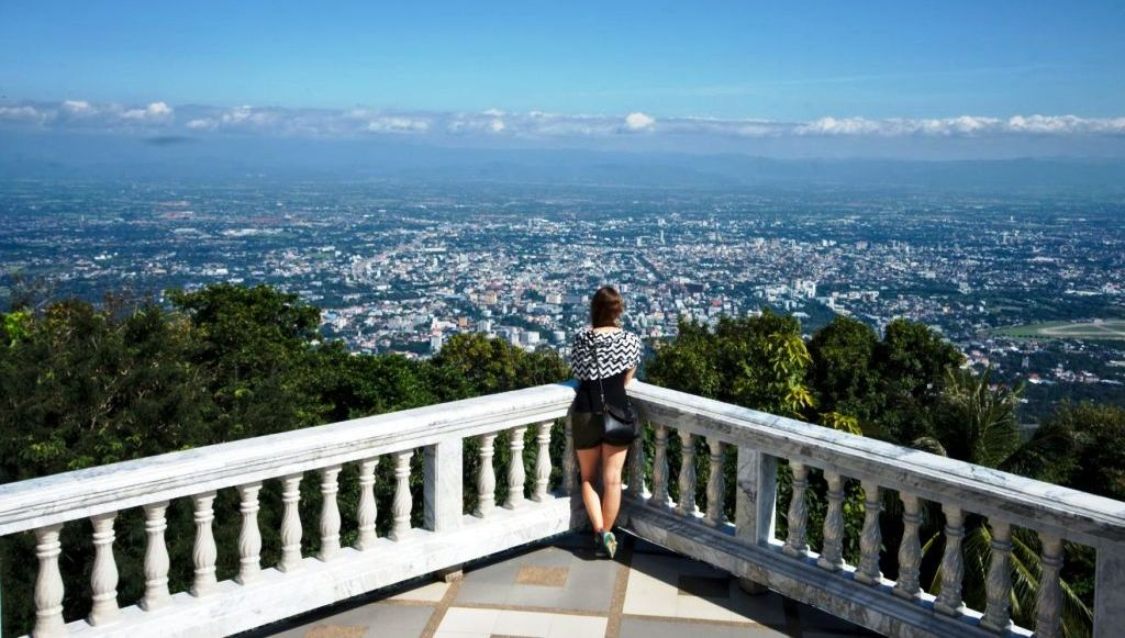 Chiang Mai's Tourism Reliant Economy Chamber of Commerce Chiang Mai, Covid-19, Tourists