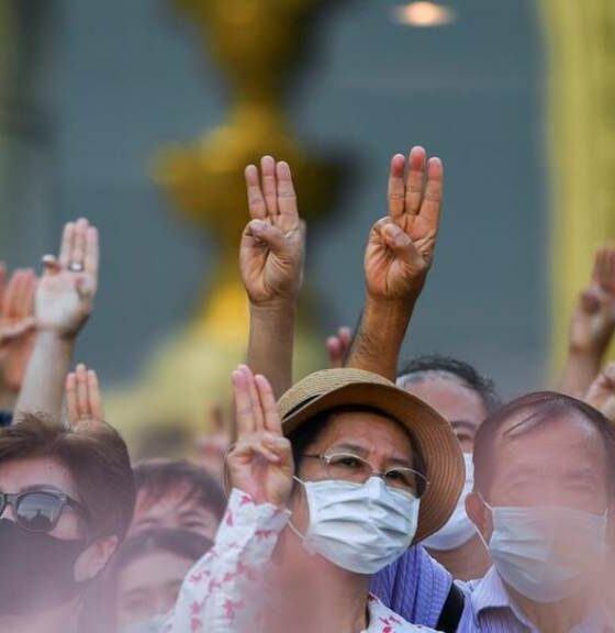 Royal Thai Police Order Probe into Thai Media Coverage of Protest