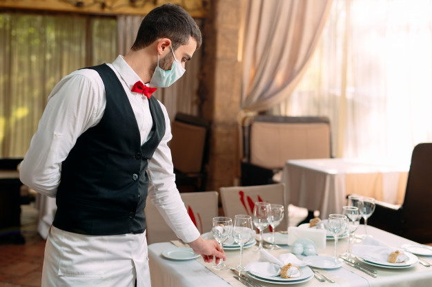 6 ways restaurants are preparing for the #NewNormal and the covid-19 world