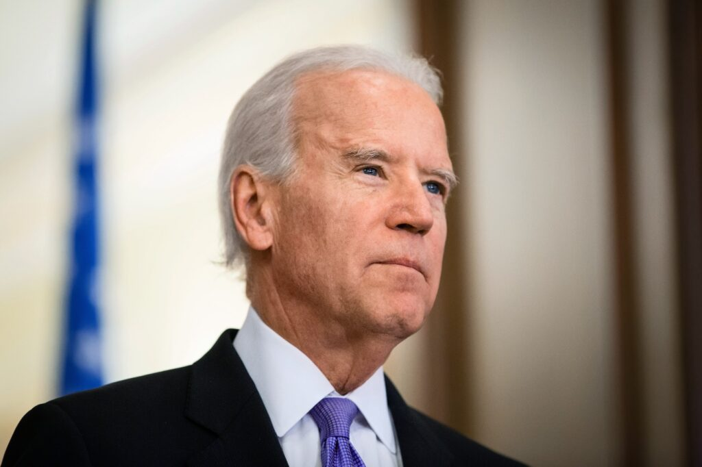 It has always felt as though President Donald Trump and his campaign team have simply been waiting for Joe Biden to slip up.