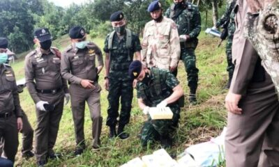 Thai Army Seizes 2 Million Meth Pills at Chiang Rai Border Crossing