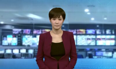 South Korea Unveils its First Artificial Intelligence (AI) News Anchor