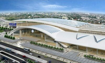 Thailand to Launch Largest Railway Station in Southeast Asia in Bangkok