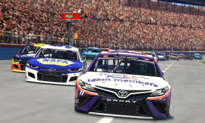 BetMGM and NASCAR Collaborate in a Multiyear Partnership