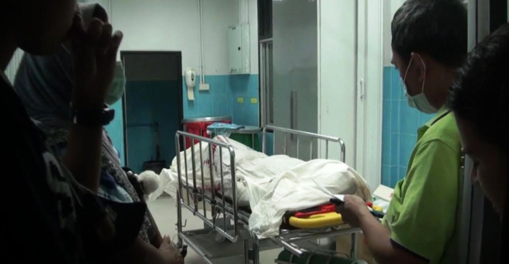 police shot drug suspectd