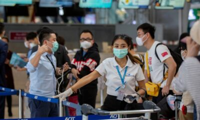 First Group of Chinese Long Stay Visa Tourists Clear Quarantine