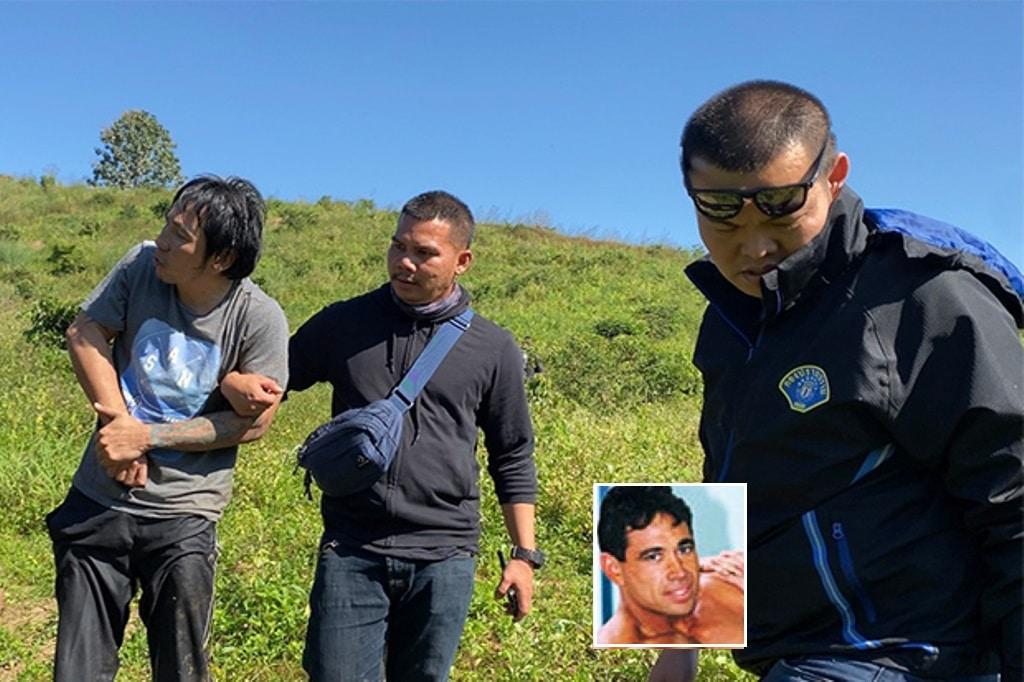 murder, New Zealander ,Stephen Miller, Pattaya, Thailand