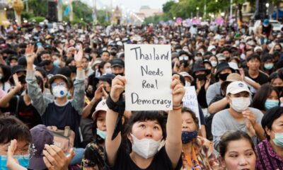 Majority of Thai People Believe Protests Won't be Solved by Parliament