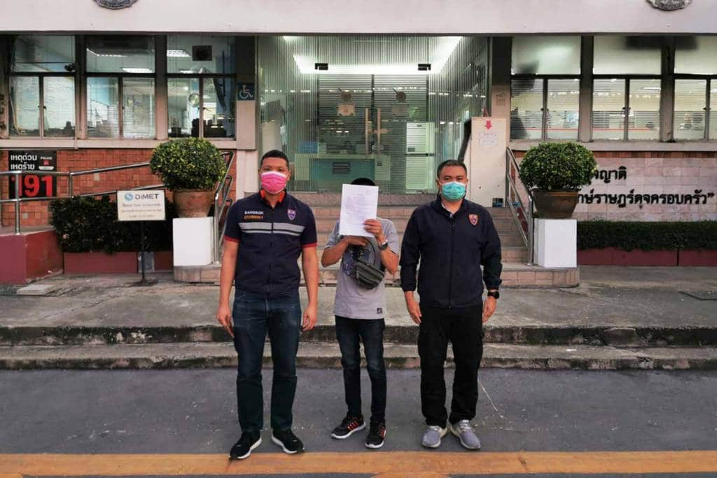 Man Deported after Thai Fixer Put Fake Extension Stamps in Passport