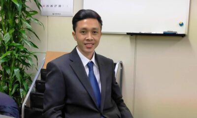 Young Digital Marketing Expert of Cambodia Pharith Pat
