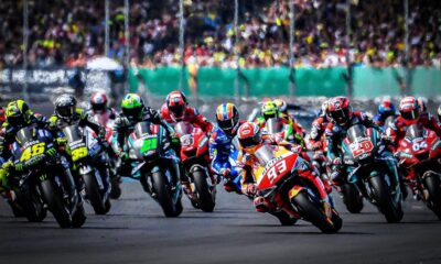 MotoGP Motorcycle Racing Announces its 2021 Race Schedule