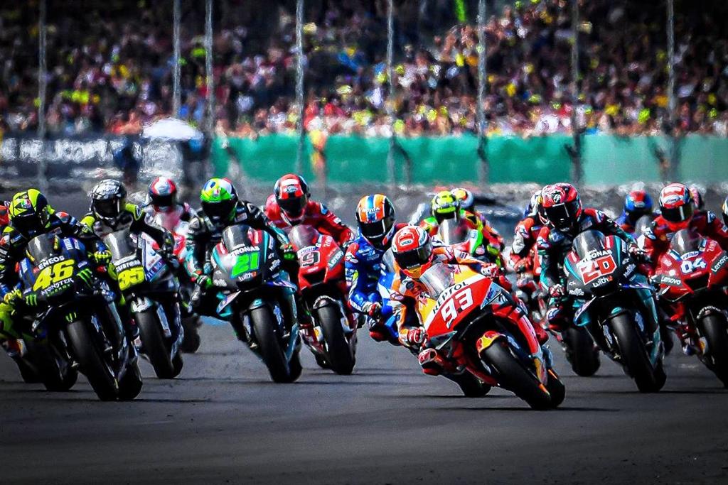 MotoGP Motorcycle Racing Announces its 2021 Race Schedule