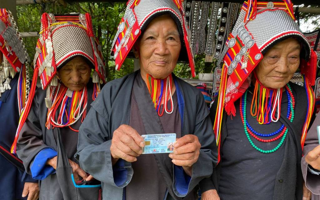 indigenous people, Northern Thailand's Elderly Hilltribe People Struggle for Thai Citizenship