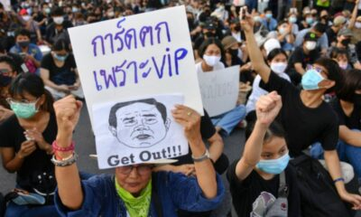 Protesters in Thailand Sue Prime Minister Over Emergency Decree