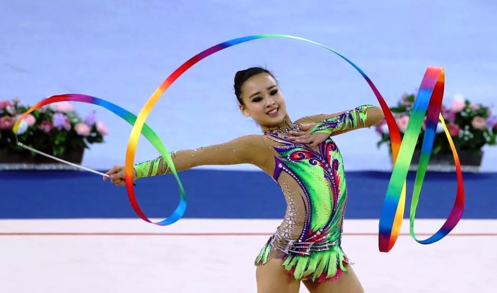 Rhythmic Gymnastics: Dancing as a Sport or an Olympian
