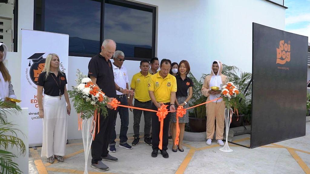 Soi Dog Foundation ,Education, Centre ,Phuket