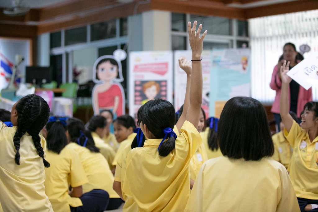 Study Finds Thai Girls Hitting Puberty at an Increasingly Early Age