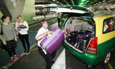 Taxi Passengers Now Face Luggage Charges to and From Airports