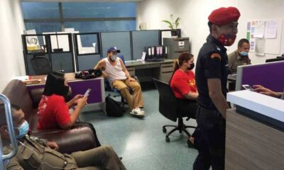 """Thai Vietjet Passenger Arrested for saying that Airline """"Should be Bombed"""""""