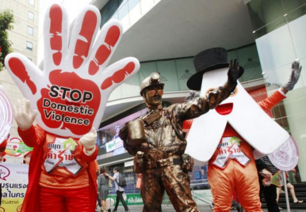 Thailand Sees a Rise in Aggravated Domestic Violence Due to Covid-19