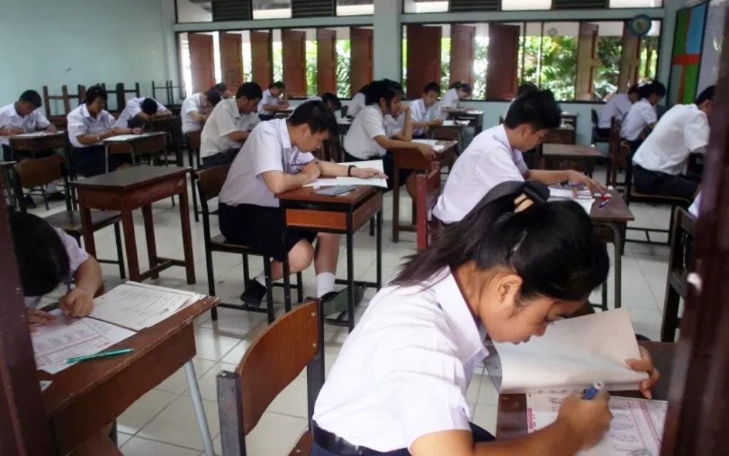 Student, Thailand, O-Net Test