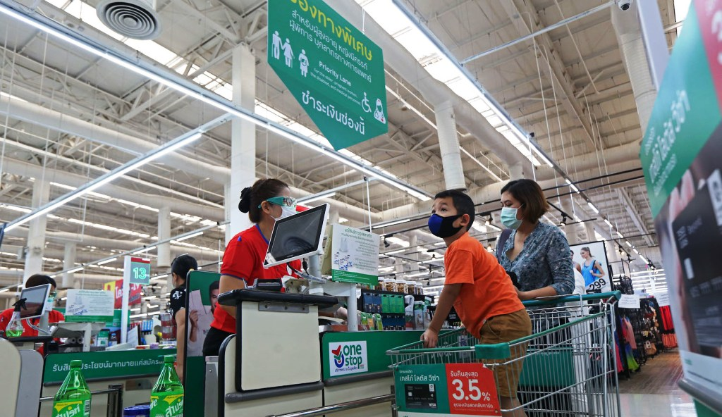 Tesco, Lotus, CP Group, Thailand , retail