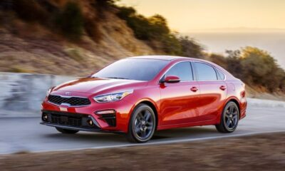 The 2020 Kia Forte Sedan Leading to a Boom in the Automotive Sector