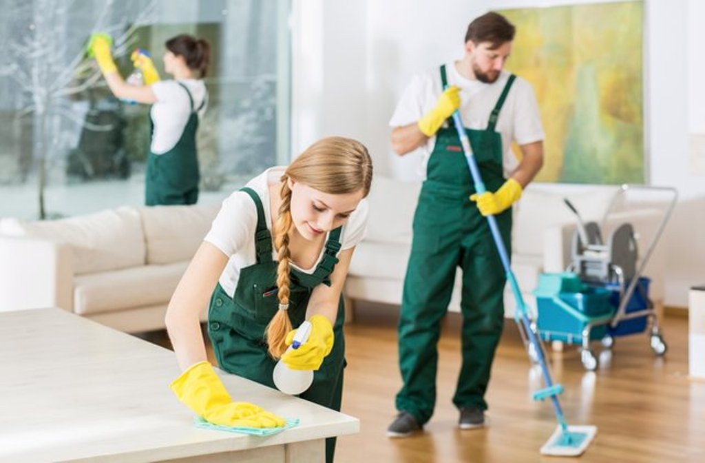 What Qualities To Look For When Hiring A Cleaning Agency
